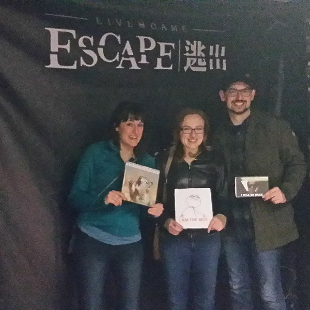 Live Game Escape Las Vegas - White Lie