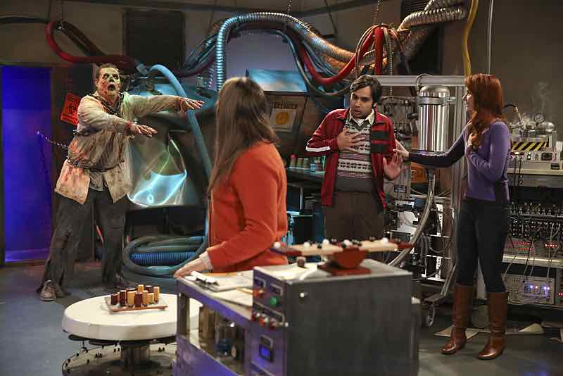 Big Bang Theory Episode Escape Room