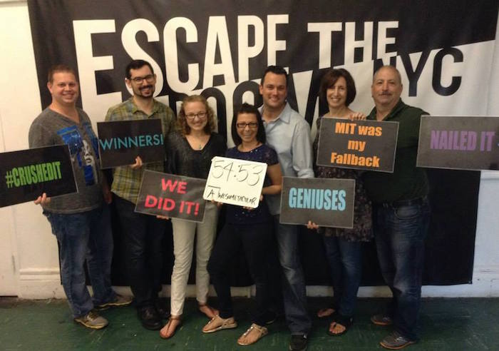 Escape Room Games Los Angeles Ca