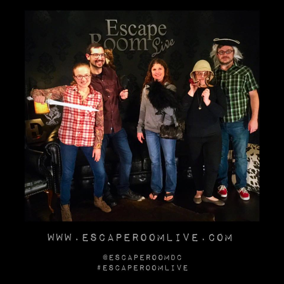 Escape The Room Barrow Vouchers