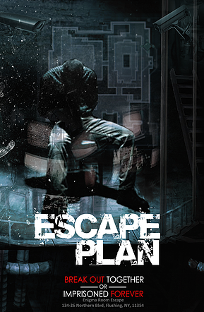 Mission Escape Game Queens - Escape Plan
