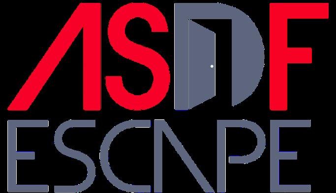 ASDF Escape Logo
