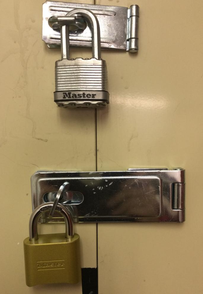 Trapdoor - Escape the Architect - Locks