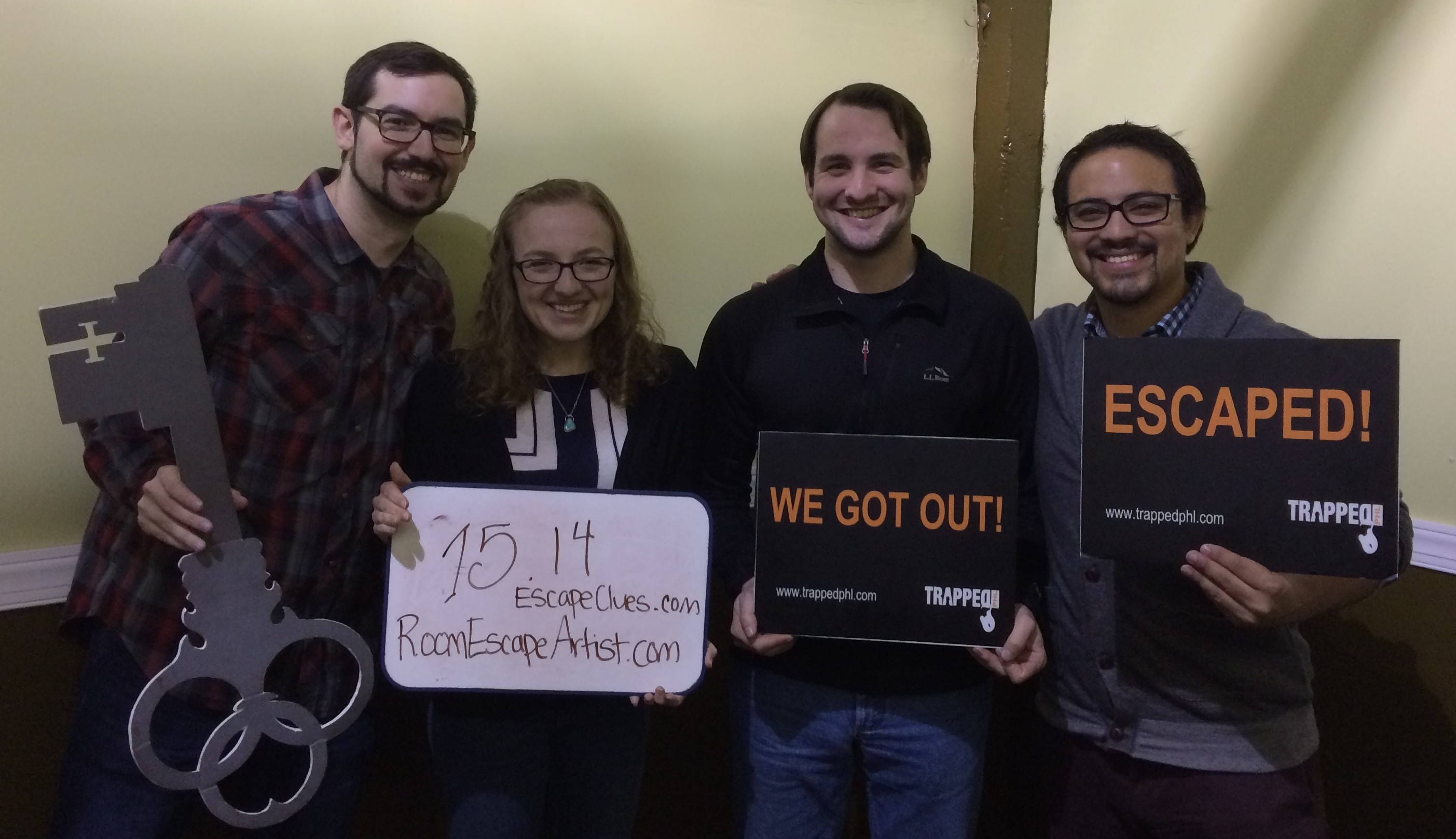 Escape Room Experience Fallen Timbers