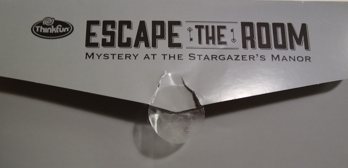 Escape Room Stargazer El Corte Ingles