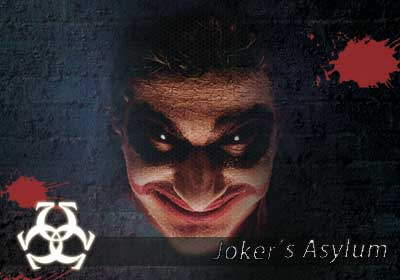Joker Room Escape Walkthroug