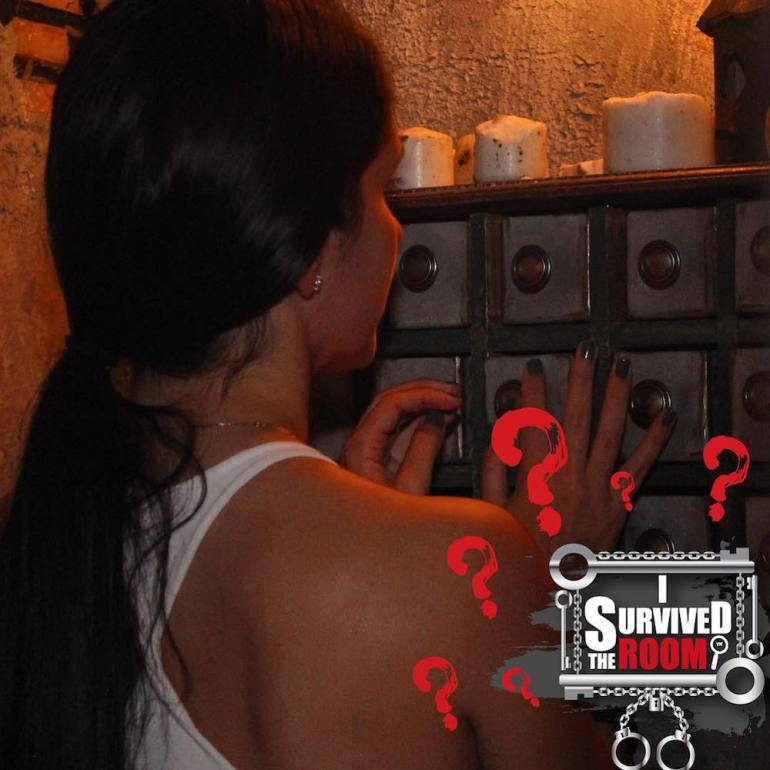 Horror Escape Rooms Sedeh