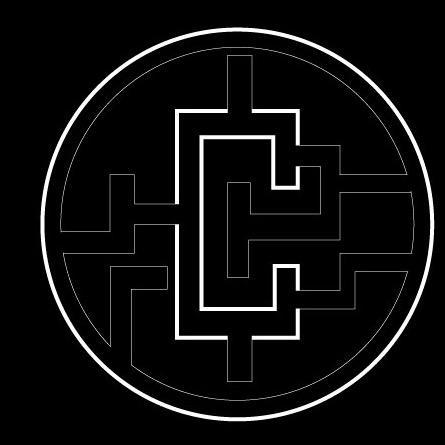 """Captive's stylized """"C"""" logo."""