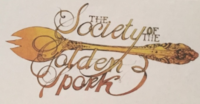 The Society of the The Golden Spork Logo